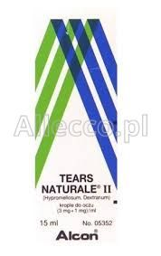Tears Naturale II 15 ml